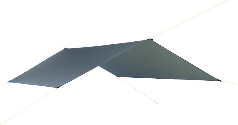 Helsport Bitihorn Superlight Tarp 3,5x2,9m green  2017 Tarp