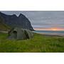 Helsport Lofoten Pro 3 Camp Zelt green