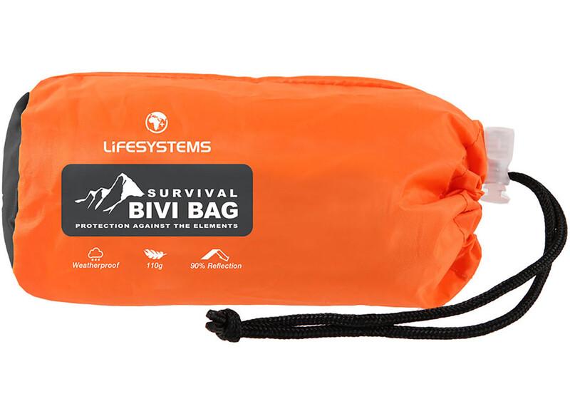 Lifesystems Light & Dry Bivi Bag  2017 Vindsekker og Strandtelt