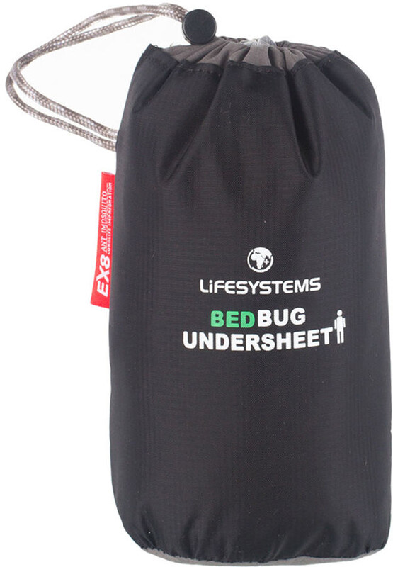 Lifesystems Bed Bug Under Sheet Single  2017 Biviposer