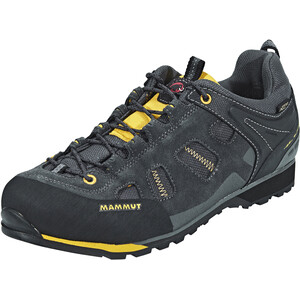 Mammut Alnasca Low GTX Schuhe Herren graphite-yellowstone graphite-yellowstone