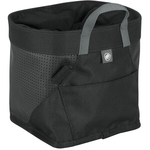 Mammut Stitch Boulder Chalk Bag black black