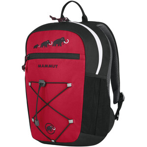 Mammut First Zip Daypack 8l Kinder schwarz/rot schwarz/rot