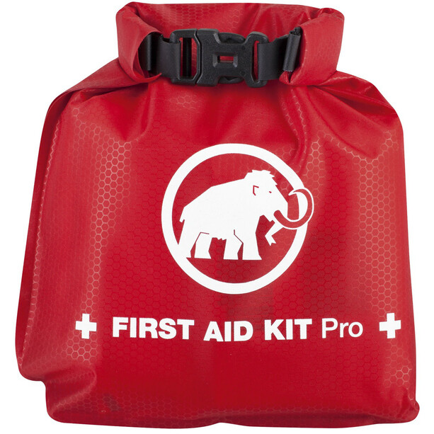 Mammut Pro First Aid Kit poppy
