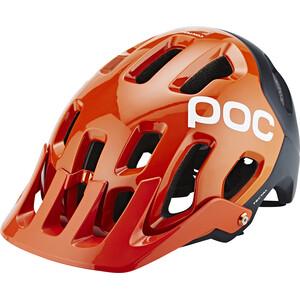 POC Tectal Helmet adamant orange adamant orange