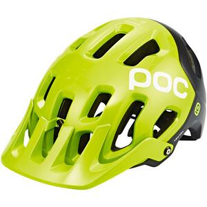 POC Tectal Helmet unobtanium yellow unobtanium yellow