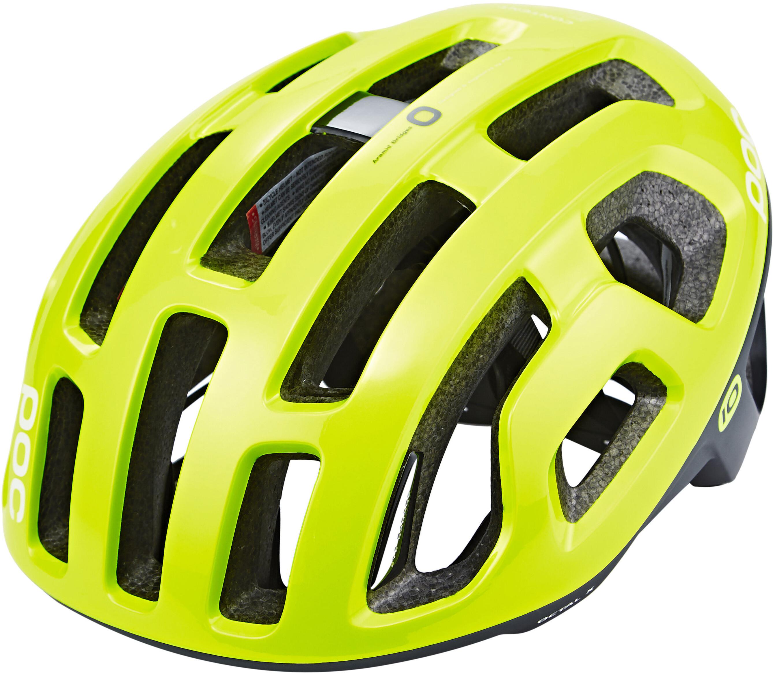 poc octal x helmet unobtanium yellow online kaufen. Black Bedroom Furniture Sets. Home Design Ideas