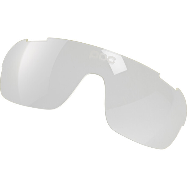 POC DO Half Blade AVIP Brille hydrogen white/zink orange