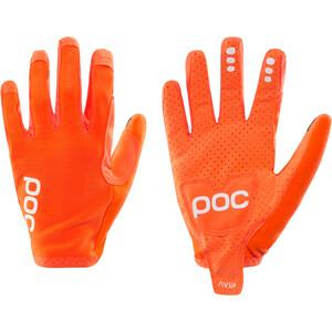 POC Avip Cykelhandsker, orange orange