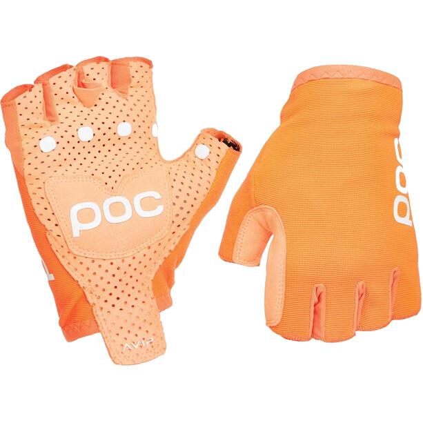 POC AVIP Handschuhe Kurz orange
