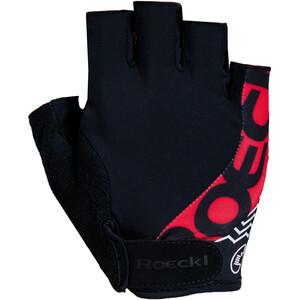 Roeckl Bellavista Handschuhe schwarz/rot schwarz/rot