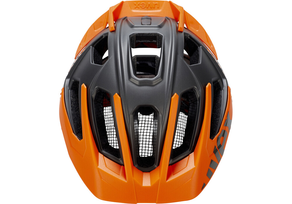 uvex quatro pro helmet white orange mat g nstig kaufen br gelmann. Black Bedroom Furniture Sets. Home Design Ideas