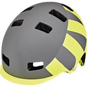 UVEX Helmet 5 Bike Pro gray-lime mat gray-lime mat