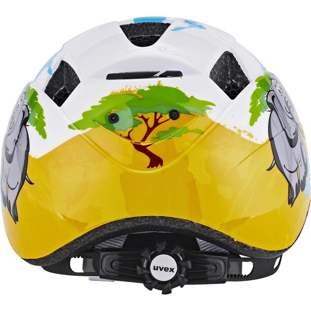 UVEX Kid 2 Helm Kinder desert