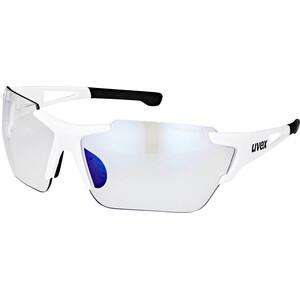 UVEX Sportstyle 803 Race VM Sportbrille white/blue white/blue