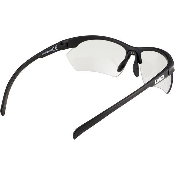 UVEX Sportstyle 802 V Sportbrille Small Damen schwarz