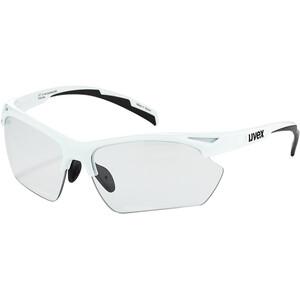 UVEX Sportstyle 802 V Sportbrille Small Damen white/smoke white/smoke