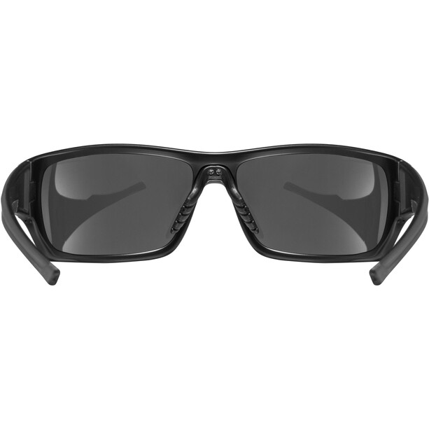 UVEX Sportstyle 222 Pola Brille black mat/silver