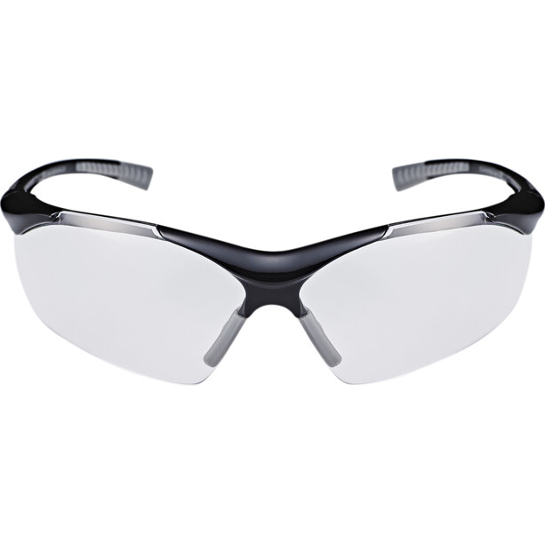 UVEX Sportstyle 223 Glasses, black grey/clear