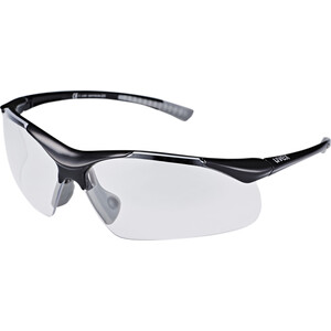 UVEX Sportstyle 223 Sportbrille black grey/clear black grey/clear