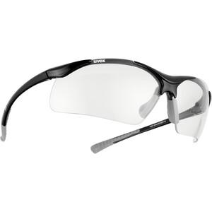 UVEX Sportstyle 223 Briller, sort sort