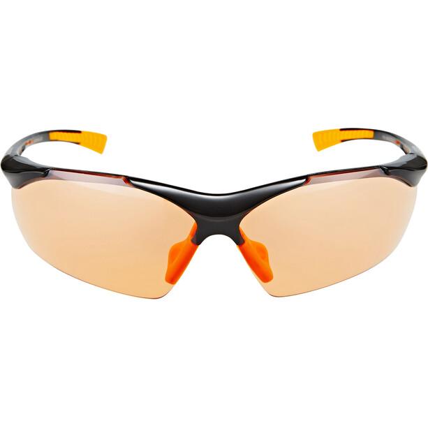 UVEX Sportstyle 223 Glasses, black/orange/orange