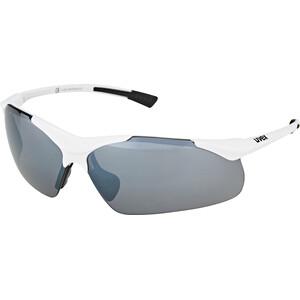 UVEX Sportstyle 223 Brille white/silver white/silver
