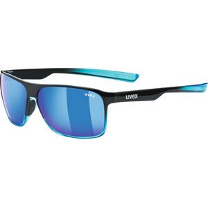 UVEX LGL 33 Pola Glasses black/blue/blue black/blue/blue