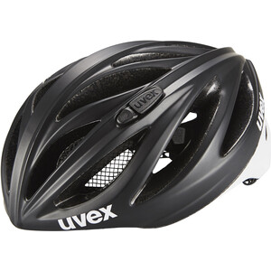 UVEX boss race Helm LTD black-white black-white