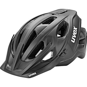 UVEX adige cc Helm LTD black black