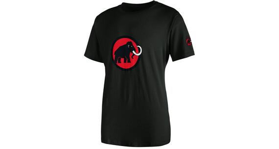 Mammut Logo T Shirt Heren Zwart L Online Bij Outdoor Shop