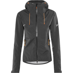 Y by Nordisk Clare Hardshell Chaqueta Mujer, negro negro