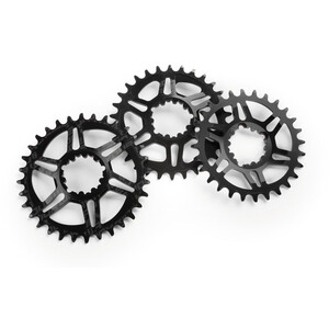 DARTMOOR Direct Boost Chainring ブラック
