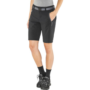 Columbia Titan Peak Shorts Damen black black