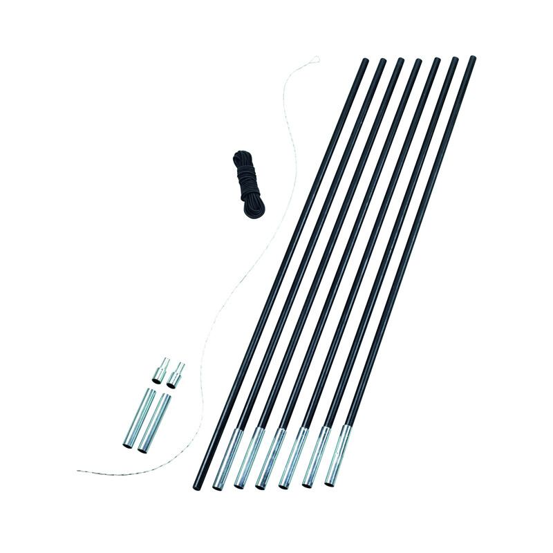 Easy Camp Pole DIY Set 11,0mm Zeltstangen 580141