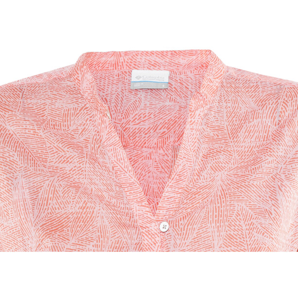 Columbia Early Tide Tunic Naiset, oranssi