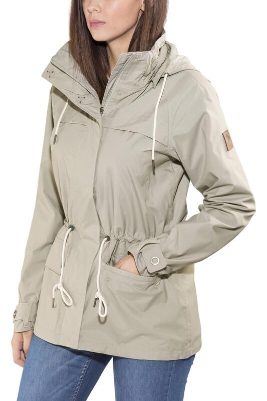 Remoteness Jacket Women flint grey XL 2017 Freizeitjacken