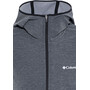 Columbia Heather Canyon Softshell-takki Naiset, black