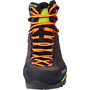 SALEWA MTN Trainer Mid GTX Schuhe Herren black/sulphur spring