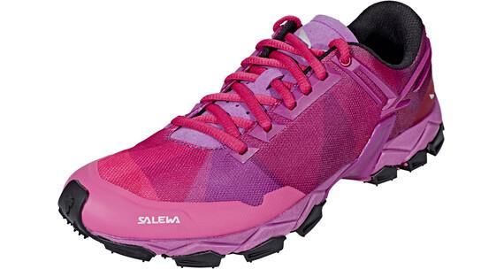 salewa lite train chaussures de running femme rose boutique de v los en ligne. Black Bedroom Furniture Sets. Home Design Ideas
