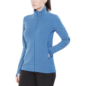 Norrøna Falketind Warm1 Jacke Damen denimite blue denimite blue