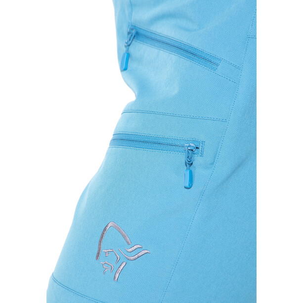 Norrøna Falketind Flex1 Shorts Damen blue moon