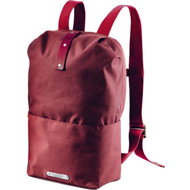 Brooks Dalston Knapsack Medium 20l red fleck/maroon