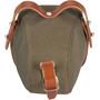 Brooks Isle of Wight Saddle Bag L green/honey