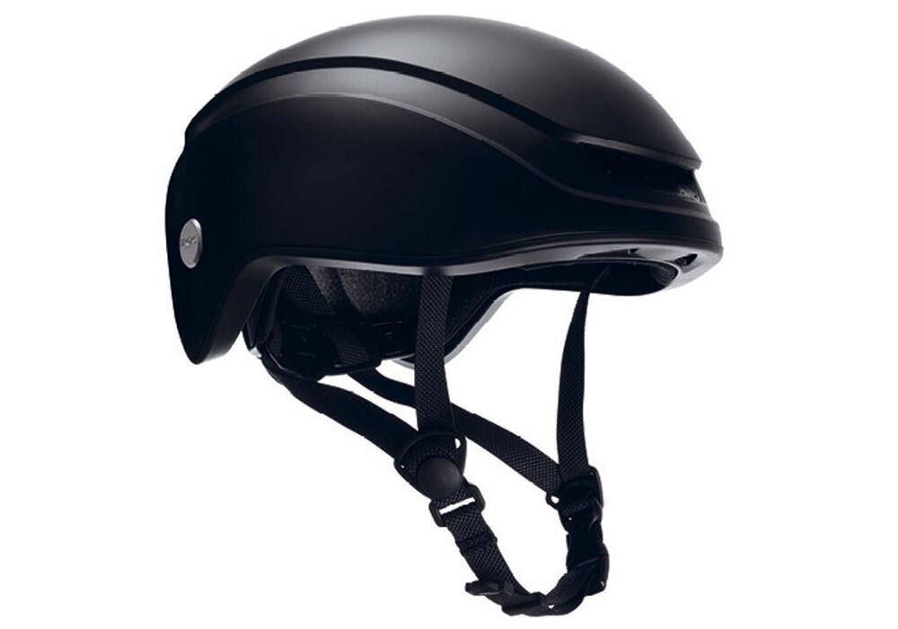 Brooks island casco per bici nero su for Casco bici citta