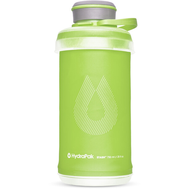 Hydrapak Stash Bottle 750ml sequoia green