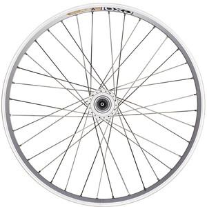 """Exal V-wheel V Wheel 26x 1.75"""" 26x 1.75"""", hub dynamo, DH3N30, QR, 36L, harmaa harmaa"""