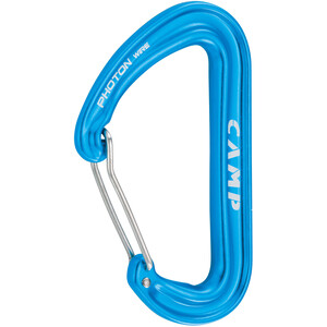 Camp Photon Wire Carabiner light blue light blue
