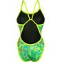Turbo Banano Badeanzug Damen verde