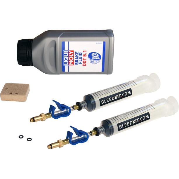 Bleedkit Standard Plus + Liqui Moly Entlüftungsset 250ml Sram / Avid / Formula